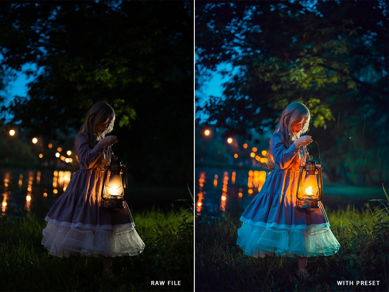 Lantern Story